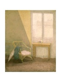 A Corner of the Artist's Room, Paris, C.1907-09 Giclee Print by Gwen John