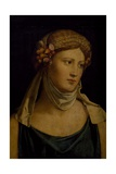 Bust of Ceres, Circa 1512 Giclee Print by Baldassare Peruzzi