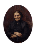 Portrait of Mrs Apollonia Gallo Giclee Print by Demetrio Cosola