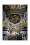 Vault Frescoes Giclee Print by Andrea Pozzo