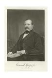 Count Von Bismarck Giclee Print by Alonzo Chappel