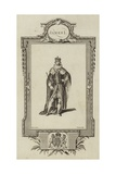 Portrait of James I Giclee Print by Samuel Wale