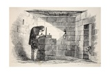 Interior of the Observatory, 1859 Giclee Print by Walter William May