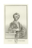 John Tidcomb, Esquire Giclee Print by Godfrey Kneller