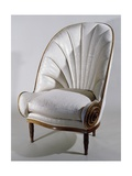 Art Deco Armchair, Ca 1913 Giclee Print by Paul Iribe