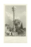 Column of Marcian, Constantinople, 1839 Giclee Print by Henry Adlard