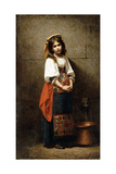 L'Italienne Giclee Print by Charles Sprague Pearce
