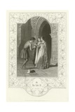 As You Like It, Act I, Scene II Giclee Print by Joseph Kenny Meadows