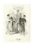 Henry V, Part 2 Giclee Print by Joseph Kenny Meadows