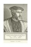 Charles V of Spain Giclee Print