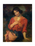 The Tryst, C.1904 Giclee Print by Thomas Edwin Mostyn