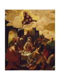 Adoration of Shepherds, 1612 Giclee Print by El Greco