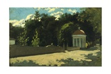 Small Dome at Cascine Park Giclee Print by Raffaello Sernesi