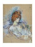 En escena Lámina giclée por Henri de Toulouse-Lautrec