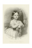 Victoria, Princess Royal Giclee Print by John Lucas