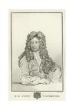 Sir John Vanbrugh Giclee Print by Godfrey Kneller
