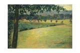 Landscape Giclee Print by Federico Zandomeneghi