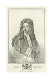 John Montagu, Duke of Montagu Giclee Print by Sir Godfrey Kneller