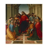 The Communion of the Apostles Giclee Print by Luca Signorelli