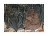 Allegory of Good Government, 1338-1340 Giclee Print by Ambrogio Lorenzetti