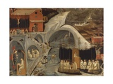 Thebaid, Circa 1460 Giclee Print by Paolo Uccello