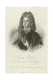 James Stuart, the Old Pretender Giclee Print by Alexis Simon Belle