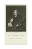 Lucius Cary, Viscount Falkland Giclee Print by Henry Thomas Ryall