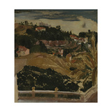 View of Cannes, C.1901 Giclee Print by Edouard Vuillard