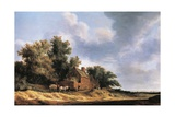 In Country Giclee Print by Salomon van Ruysdael