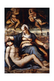 The Pieta, C.1542 Giclee Print by Giorgio Vasari