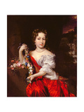 Portrait of a Young Lady Giclee Print by Nicolaes Maes