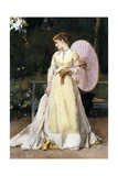 In the Country Giclee Print by Alfred Emile Léopold Stevens