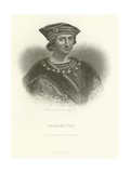 Charles VIII Giclee Print by Alphonse Marie de Neuville