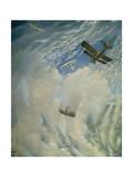 War in the Air, 1918 Giclee Print by Christopher Richard Wynne Nevinson