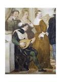 Dance, Circa 1570 Giclee Print by Giovanni Antonio Fasolo
