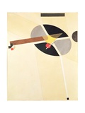 Proun 67 Giclee Print by El Lissitzky