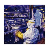 Penicillin Was First Mass Produced in America Giclee Print