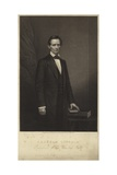 Portrait of Abraham Lincoln Giclee Print by Mathew Brady