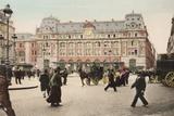 Gare Saint Lazare, 1904 Photographic Print