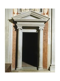 Old Sacristy Door Giclee Print by  Donatello
