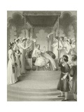 Lalla Rookh Giclee Print by Thomas Stothard