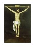 The Crucifixion Giclee Print by Francisco de Zurbaran