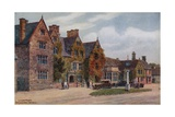 Lygon Arms, Broadway, Worcs Giclee Print by Alfred Robert Quinton