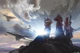 Destiny - Landscape Scene Kunstdrucke