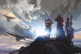 Destiny - Landscape Scene Stampe