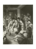 Halloween Giclee Print by Thomas Stothard