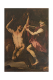 Apollo and Marsia, C.1678 Giclee Print by Luca Giordano