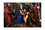 Rogier Van Der Weyden Giclée-Druck von Rogier van der Weyden