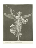 Allegory of Renown Giclee Print by Marius Jean Antonin Mercie