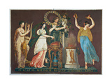 Vestals Giclee Print